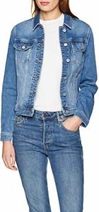 Kurtka amazon.de z jeansu w młodzieżowym stylu