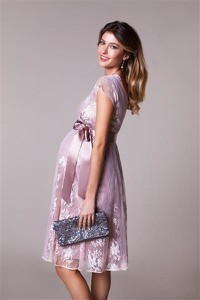 Różowa sukienka Tiffany Rose