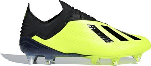 Zielone buty sportowe Adidas sznurowane