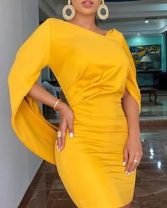Sukienka Kendallme bodycon z długim rękawem w stylu casual