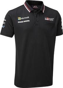 Koszulka polo Toyota Gazoo Racing z bawełny