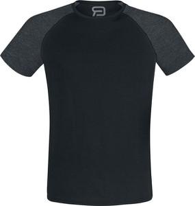 Czarny t-shirt Emp