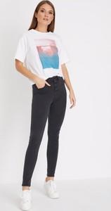 T-shirt Diverse z krótkim rękawem z okrągłym dekoltem