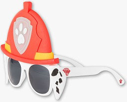 C&A Okulary przeciwsłoneczne-Psi Patrol, Biały, Rozmiar: 1 rozmiar