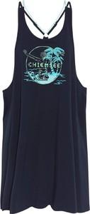 Czarna sukienka Chiemsee mini