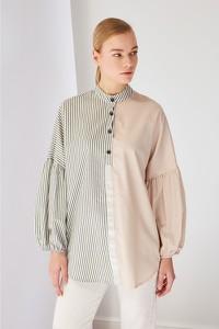 Bluzka Trendyol z długim rękawem