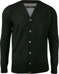 Czarny sweter Brave Soul w stylu casual