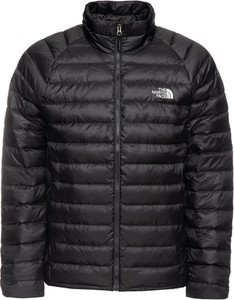Czarna kurtka The North Face w stylu casual