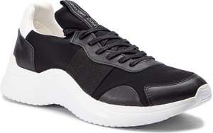 Buty sportowe Calvin Klein w sportowym stylu sznurowane