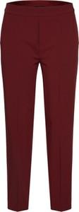 Czerwone spodnie Object