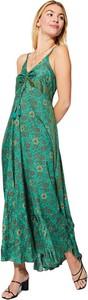 Sukienka Aller Simplement maxi z dekoltem w kształcie litery v