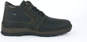 Buty zimowe alfasan.pl sznurowane w stylu casual