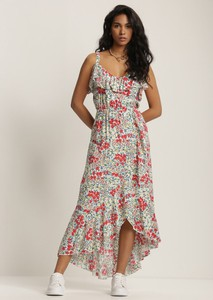 Sukienka Renee asymetryczna