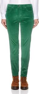 Spodnie United Colors Of Benetton z bawełny w stylu casual