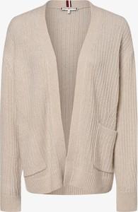 Sweter Tommy Hilfiger z dzianiny w stylu casual