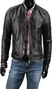 bf22c52f5d4b8 kurtki ze skóry męskie - stylowo i modnie z Allani