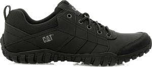 Czarne buty trekkingowe Caterpillar