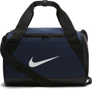 Niebieska torba sportowa Nike