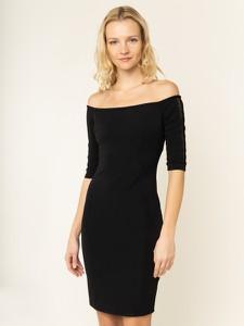 Czarna sukienka Guess mini hiszpanka