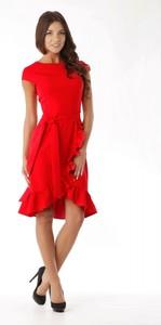 Sukienka Ella Dora z krótkim rękawem