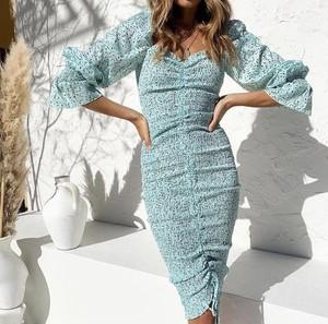 Sukienka Miandmolly z długim rękawem