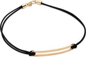YES Geometric - Złota bransoletka
