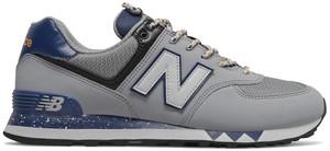 Buty sportowe New Balance 574 z nubuku