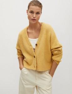 Sweter Mango w stylu casual