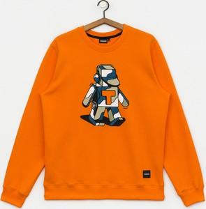 Pomarańczowa bluza Tabasko