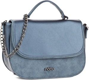 Błękitna torebka nobo