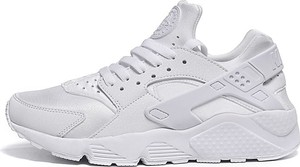 Buty sportowe Nike sznurowane huarache ze skóry