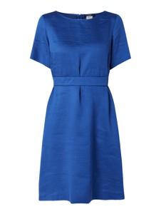 Niebieska sukienka MaxMara mini