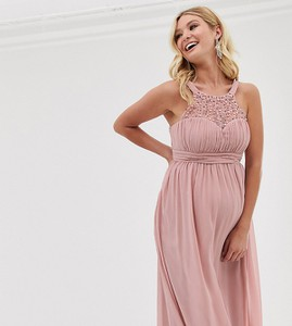 Różowa sukienka Little Mistress