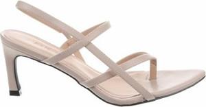 Sandały NA-KD ze skóry