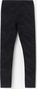 Czarne legginsy dziecięce Reserved