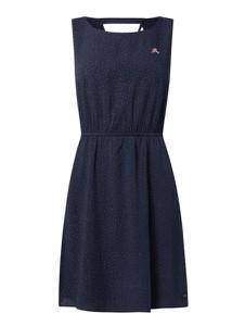 Granatowa sukienka Tom Tailor Denim bez rękawów