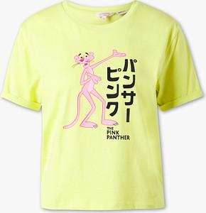 T-shirt CLOCKHOUSE z bawełny
