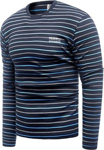T-shirt Risardi z długim rękawem w stylu casual