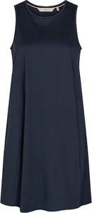 Sukienka Numph z bawełny w stylu casual mini