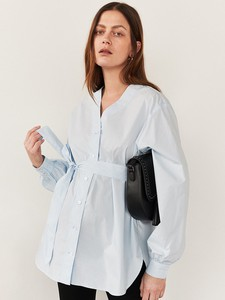 Koszula Reserved z długim rękawem