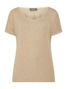T-shirt Mos Mosh z krótkim rękawem
