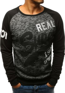 Czarna bluza Dstreet