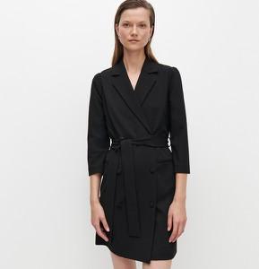 Czarna sukienka Reserved mini