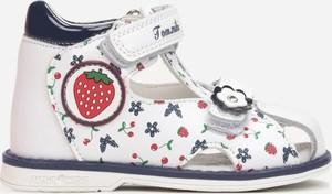 Buty dziecięce letnie Multu dla dziewczynek