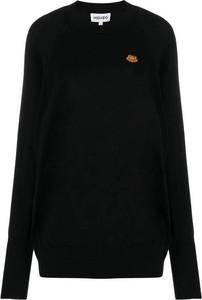 Czarna bluza Kenzo w stylu casual
