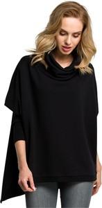 Bluzka MOE w stylu casual z długim rękawem
