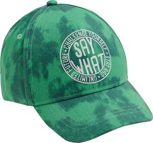 Zielona czapka Cool Club