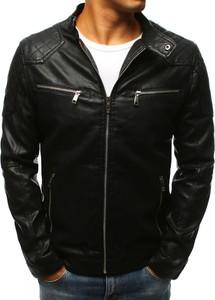 Czarna kurtka Dstreet w rockowym stylu