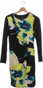Sukienka Coast mini z okrągłym dekoltem z długim rękawem
