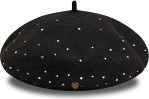 Czarna czapka Twinset